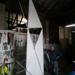 Karl's V2 fins in production